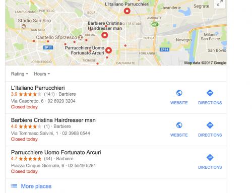 Come mostrare la tua attività commerciale sulle Mappe Google?
