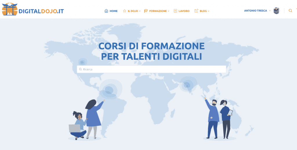 DigitalDojo.it - Formazione Digital